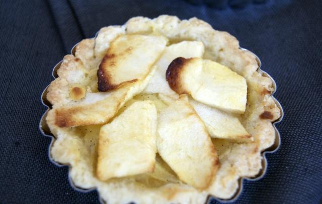 Tartaleta de manzana 1