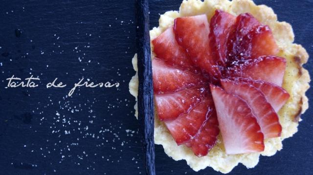 Mini tarta de fresas 2