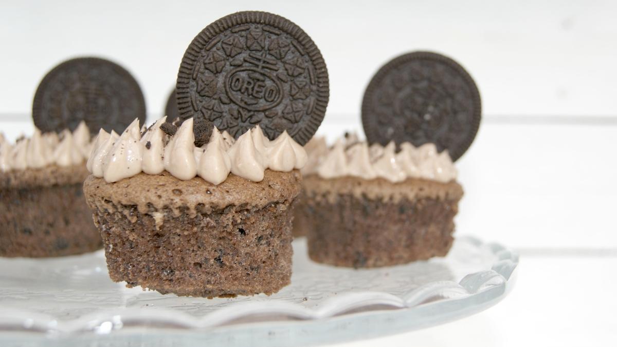 ★ Cupcakes Oreo ★