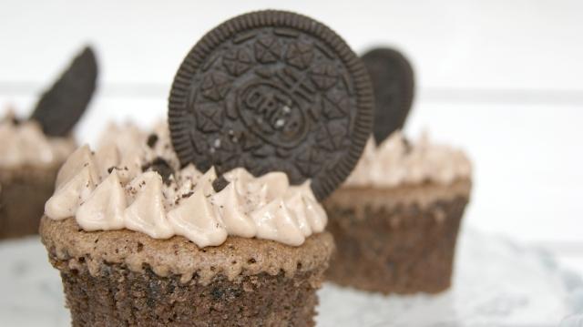 Cupcake Oreo 5