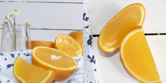 gelatina naranja 2